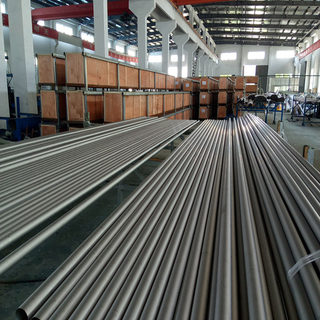 ASTM B338 Gr.2 Titanium Seamless Tubes with Ideal Price, Sold Successfully Not Long Ago.