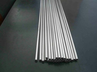 Titanium Gr.5 tubes Manufacturer from China ASTM B338 with ideal price for sale.